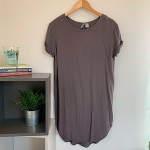 Grey T-shirt Dress | H&M